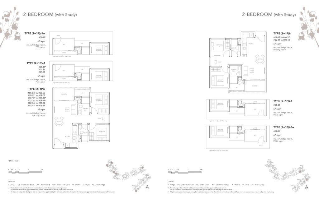 the-jovell-condo-2-bedroom-study-type-2+1pa